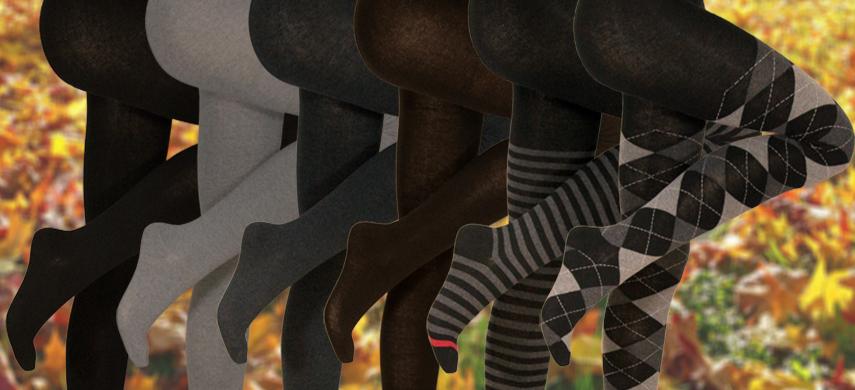 Thermo- und Baumwoll-Strumpfhosen